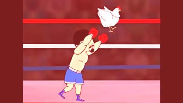 Boxeo e impacto