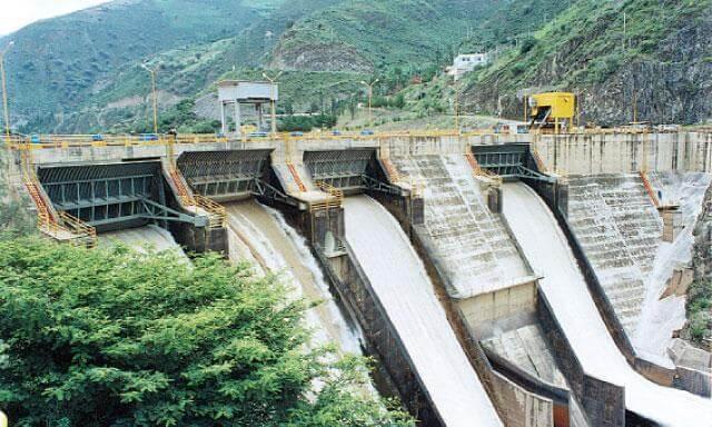 Centrales de energia hidroelectrica
