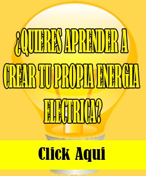 como crear tu propia energia electrica