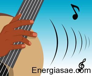 Dibujos o imagenes de energía sonora 7