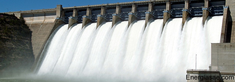 Imágenes de energía hidroeléctrica