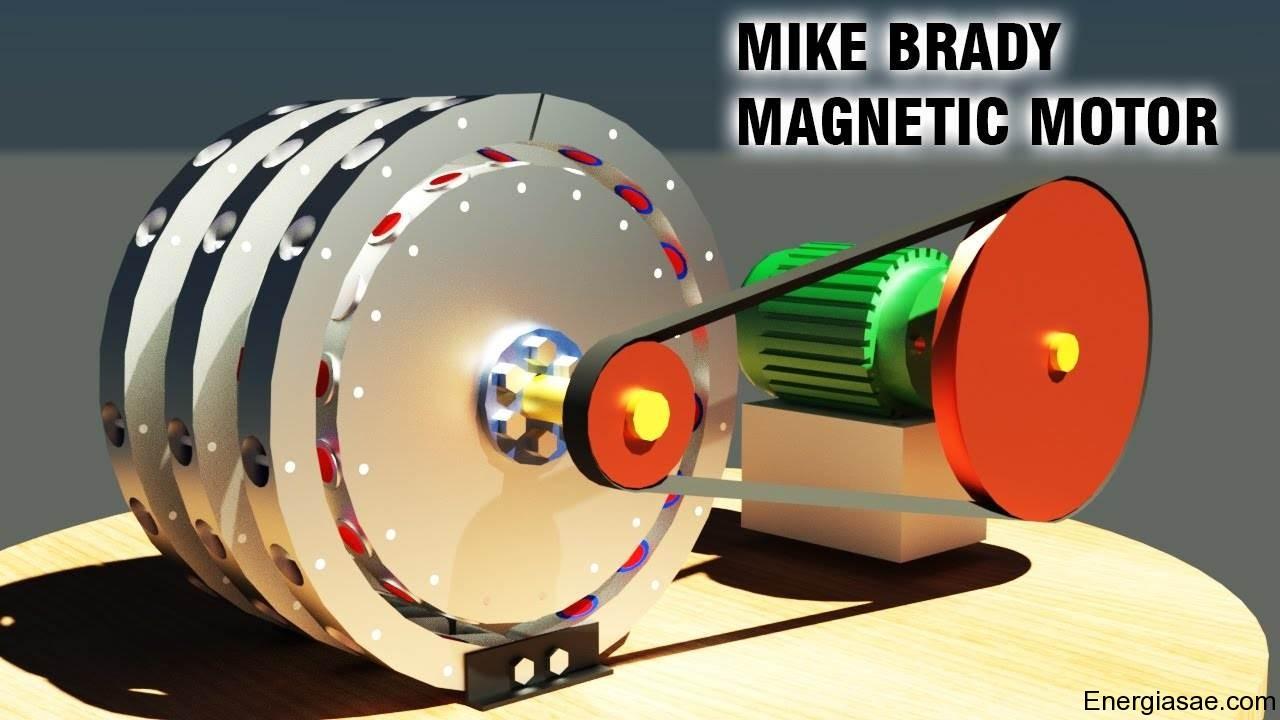 Imágenes de energía magnética 5