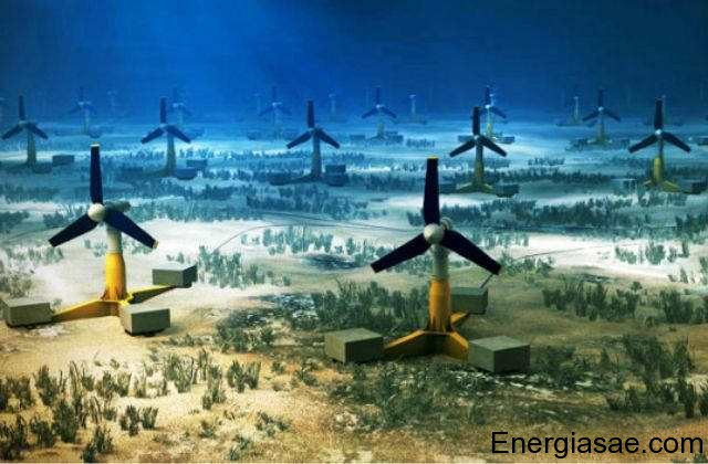 Imágenes de energía mareomotriz 6
