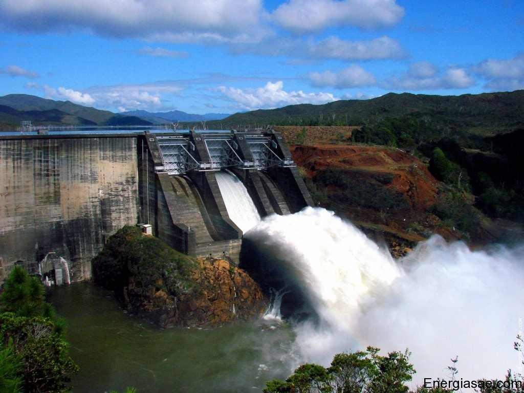 imagenes de energia hidraulica